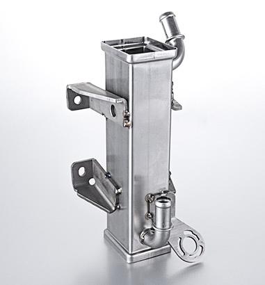 EGR冷却器零部件